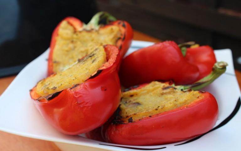 Polenta-Paprika