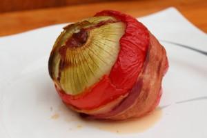 Fertige Onion-Bomb