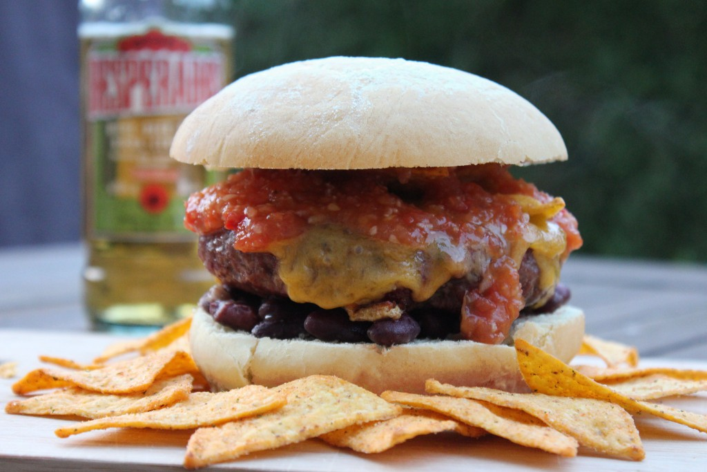 Mexican Monster Burger - Ein mexikanischer Burger