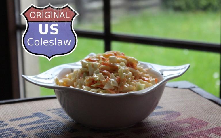 Coleslaw – Original amerikanischer Krautsalat