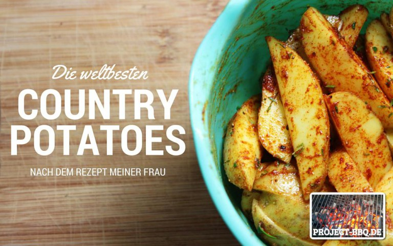 Die weltbesten Country Potatoes