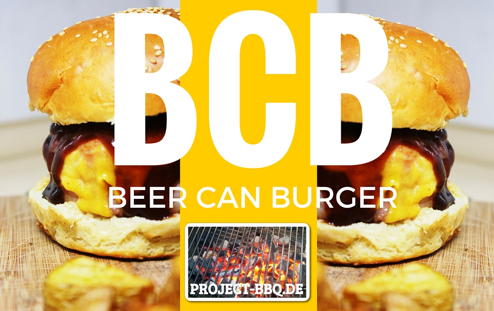 Beer Can Burger