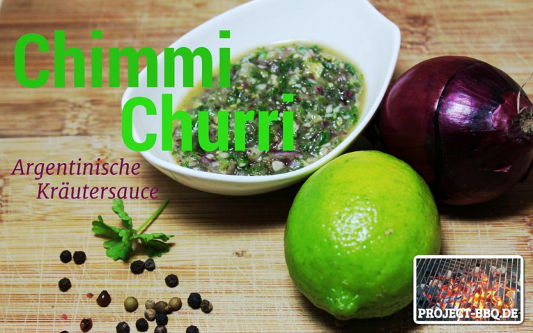Chimi Churri – Der Steak-Booster