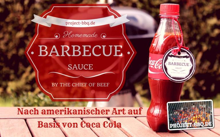 Selbstgemachte BBQ-Sauce