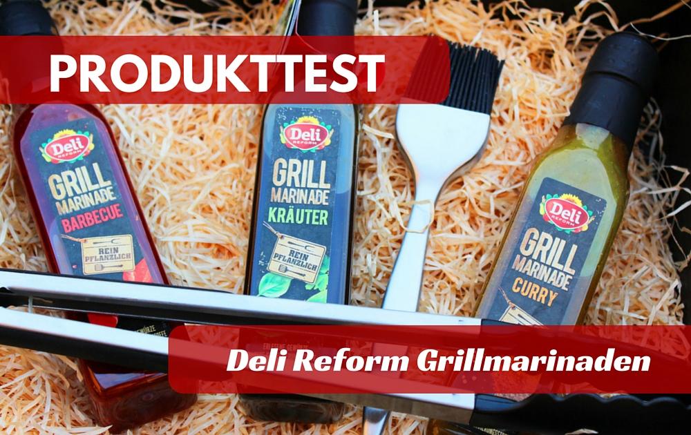 Produkttest Grillmarinaden