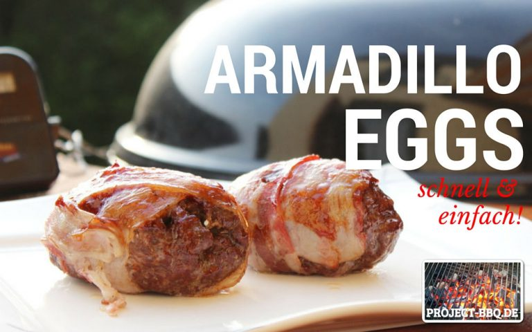 Armadillo Eggs – Eier on Fire