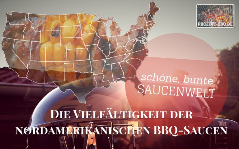 Barbecue Saucen in Nordamerika