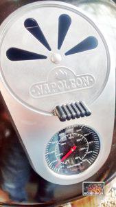 Napoleon Apollo Deckelthermometer