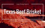 Holy Trinity Part III – Beef Brisket – Rinderbrust aus dem Smoker