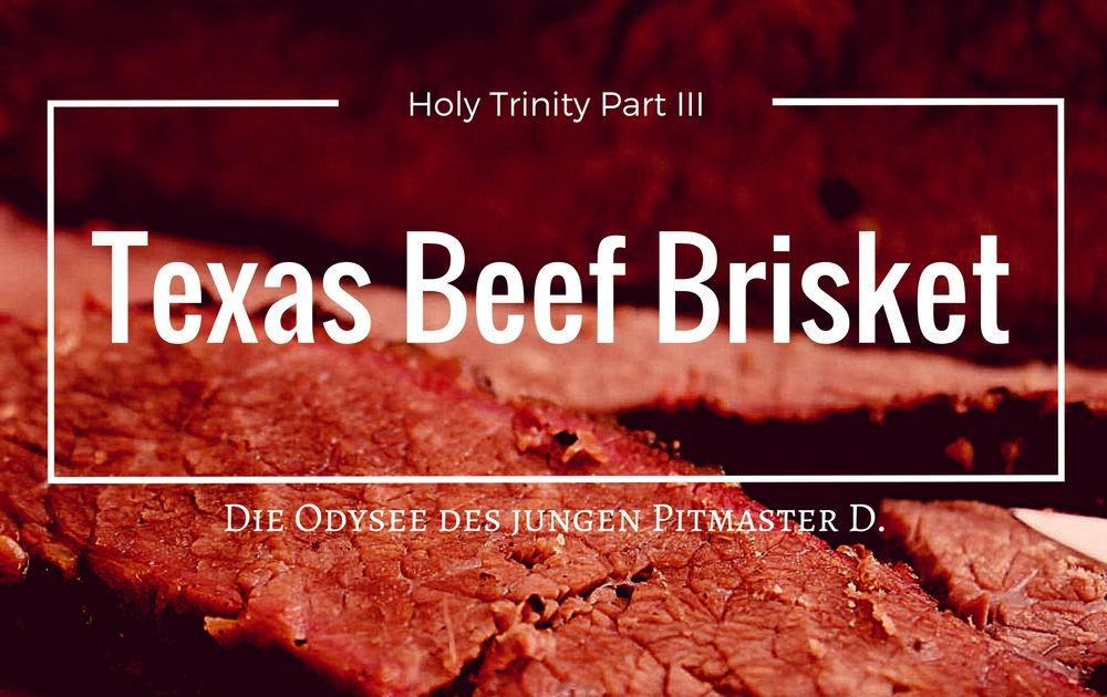 Beef Brisket Titel