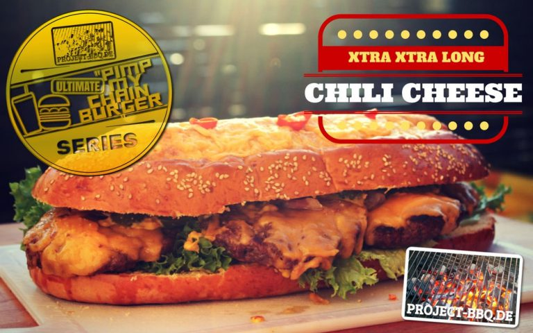 Xtra Xtra Long Chili Cheese