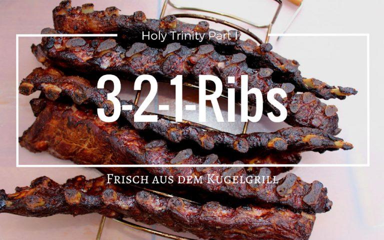 Spareribs Gasgrill 3 2 1 : 3 2 1 ribs aus dem kugelgrill » project: bbq grill & barbecue