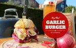 Red Garlic Burger