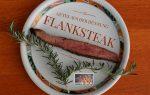 Flank Steak vom US Beef – Gutes aus der Dünnung