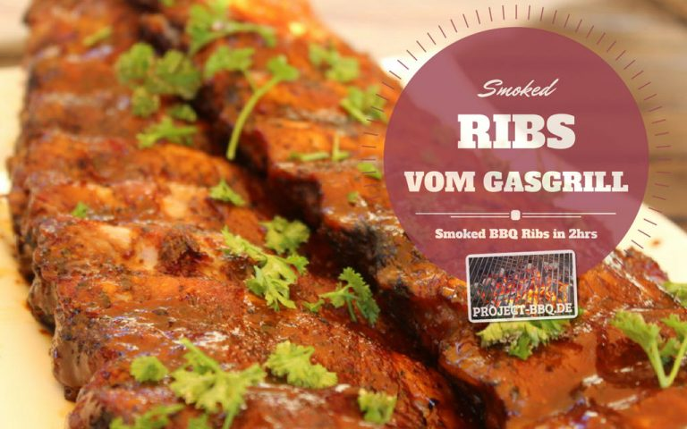 Pulled Pork Gasgrill Rotisserie : Schnelle ribs vom gasgrill » project: bbq grill & barbecue blog