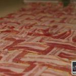 Netz aus Bacon